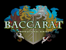 Азартная игра Баккара Профессиональная Серия
