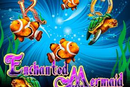 Игровой автомат Очарованная Русалка в казино